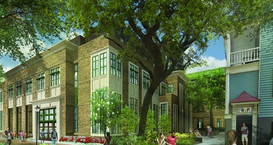 Construction projects at CofC total more than $80M