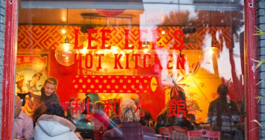 Citing frequent road closures, Lee Lee's Hot Kitchen closes