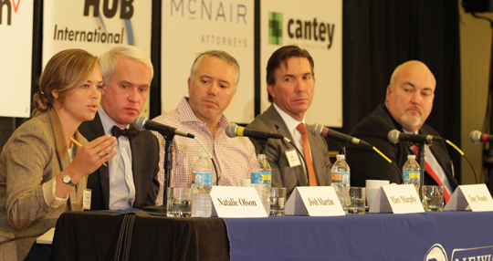 Panelists encourage better planning, design for developments