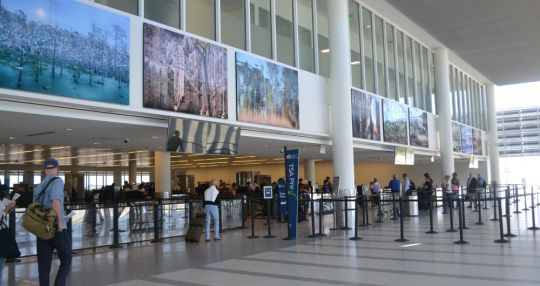 $200M Charleston airport renovation wraps up