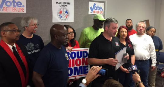 Machinists union to file for election at Boeing S.C.