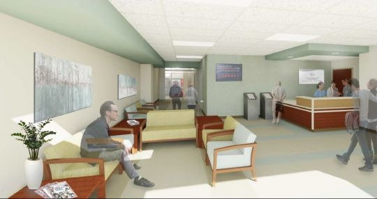 $13.5M expansion starts at Trident Medical Center