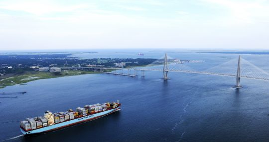 House approves Charleston Harbor deepening project