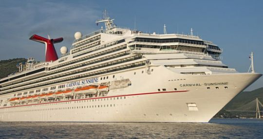 Carnival to bring bigger cruise ship to Charleston in 2019