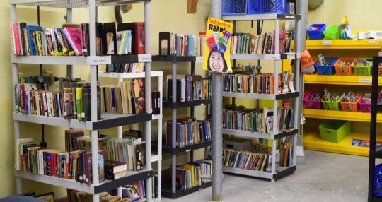 Teachers' Supply Closet searching for bigger space