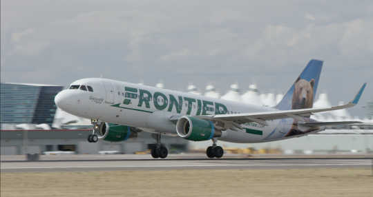 Frontier adds Denver flights at CHS in spring