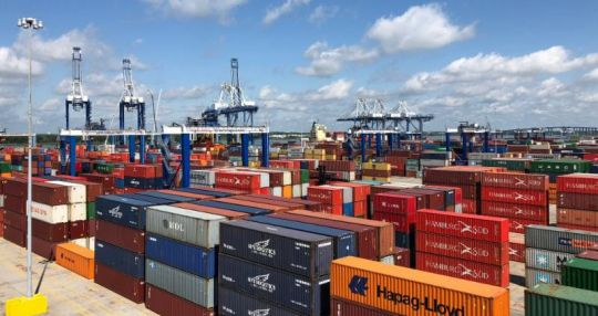 Port reports best calendar year in history