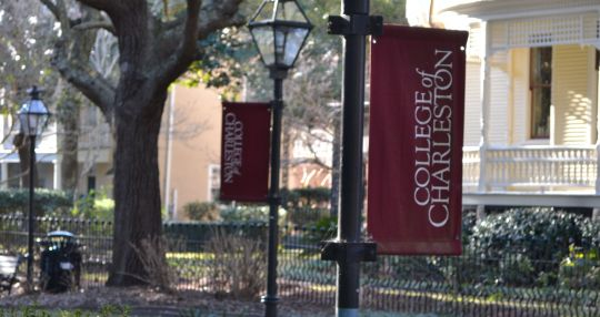 College of Charleston joins worldwide network of Wi-Fi hotspots
