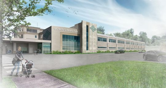Summerville Medical Center getting $53M renovation, expansion