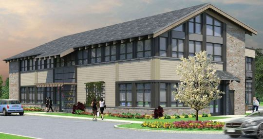 2-story office building planned off Coleman Boulevard