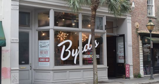 Byrd Cookie Co. lands in Charleston