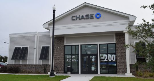 JP Morgan Chase looks to connect S.C. globally