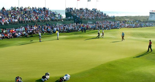 2021 PGA Championship limits capacity to 10,000 spectators a day