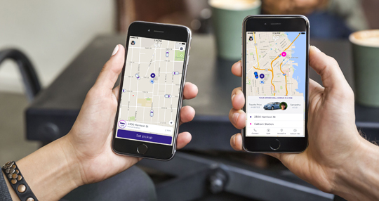 Lyft launches ride-hailing services in Charleston area