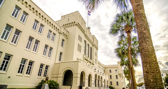 The Citadel, CofC among 5 institutions at ocean health center