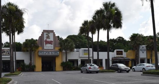 Terrace Plaza on James Island sold for $3.7M