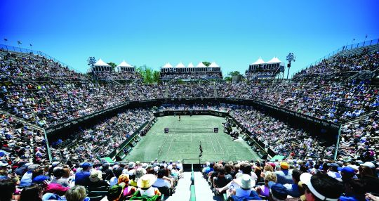 Volvo Car Open signs media rights deal with Tennis Channel