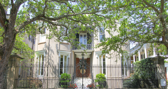 Downtown Charleston home sells for $7.51 million