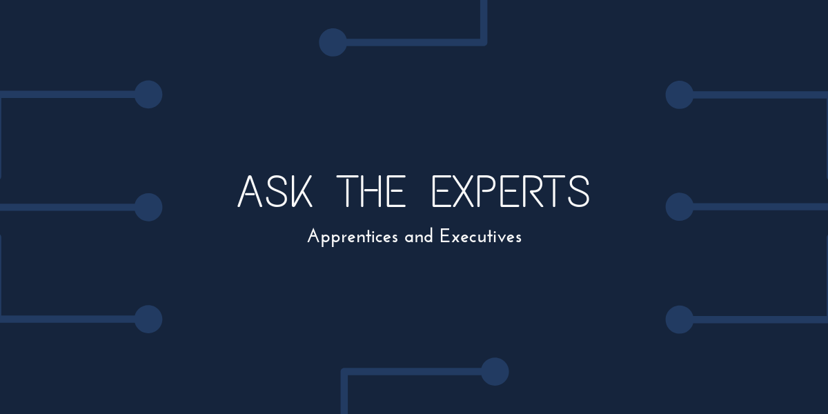 SC Manufacturing Conference and Expo:  Ask the Experts: Apprenticeships and Executives - October 30, 2019