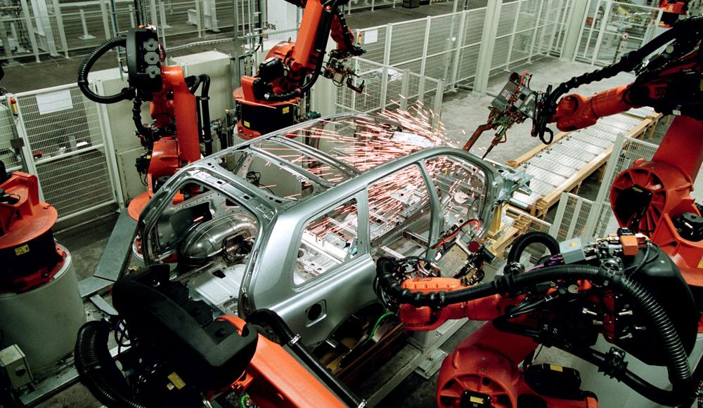 Cheap Labor Car Manufacturing