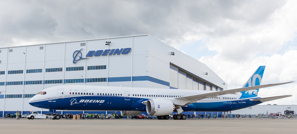 Boeing S.C. plans to give fewer than 200 workers involuntary layoff notices on Friday, according to a company memo. (Photo/Kim McManus)