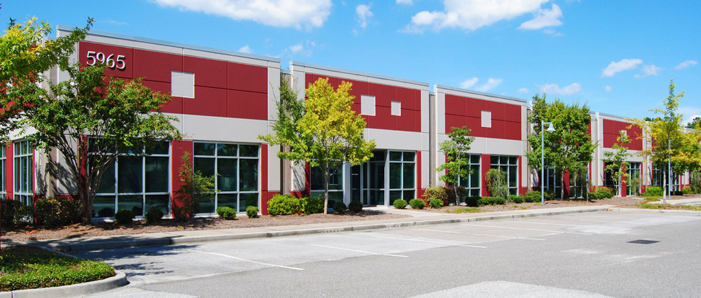 Building VI of Aviation Business Park is one of seven buildings in the North Charleston business park. (Photo/Provided)