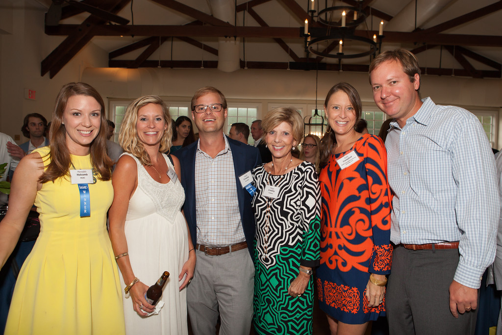 Hundreds of young professionals, colleagues, family members and well-wishers attended the 2015 Forty Under 40 networking event. (Photo/Kim McManus)