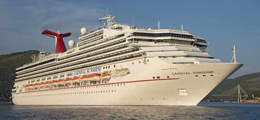 Carnival To Bring Bigger Cruise Ship To Charleston In - How big is a carnival cruise ship