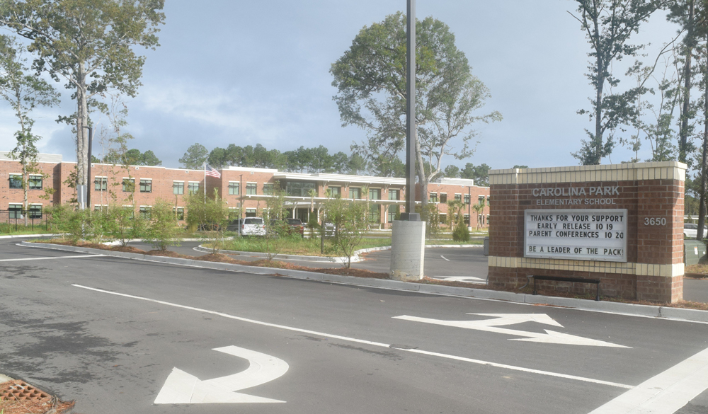 Charleston county schools undergo summer renovations - Pleasant garden elementary school ...