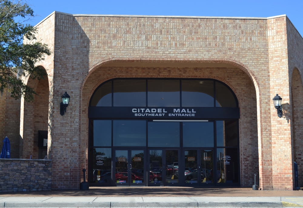 The new owners of Citadel Mall are seeking the community's input for the future of the shopping center. (Photo/File)