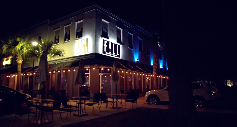 Fill Restaurant & Bar on Hungryneck Boulevard will have a new menu and new weekly specials after being acquired by Charleston Hospitality Group. (Photo/Provided)