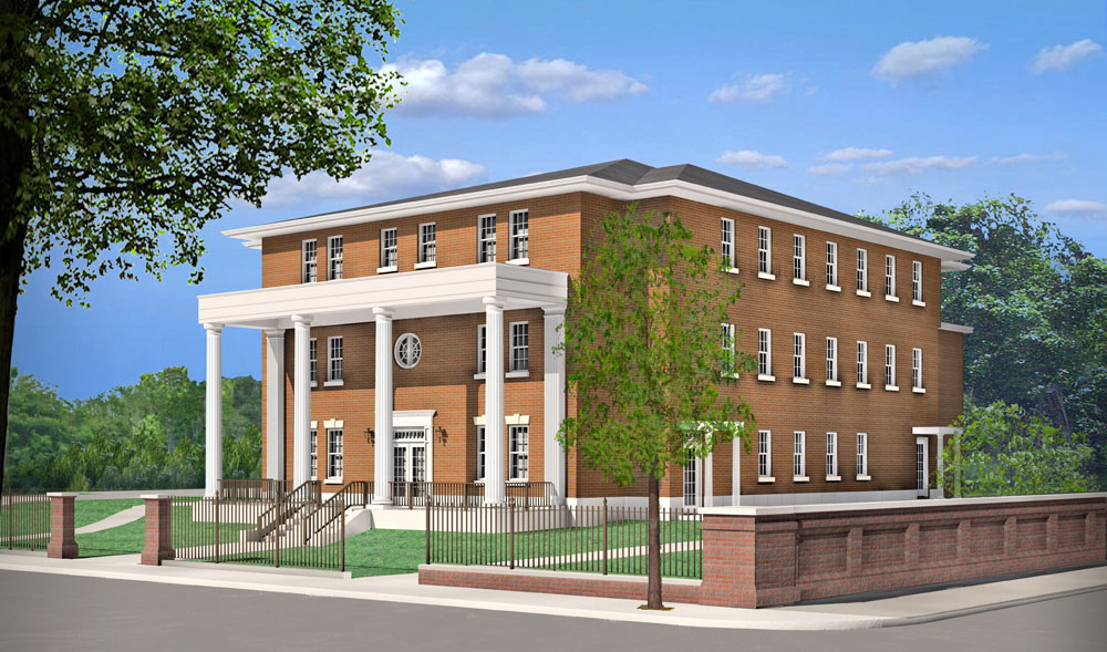 The 14,000 Square Foot Fisher House In Charleston Will Be The First Three