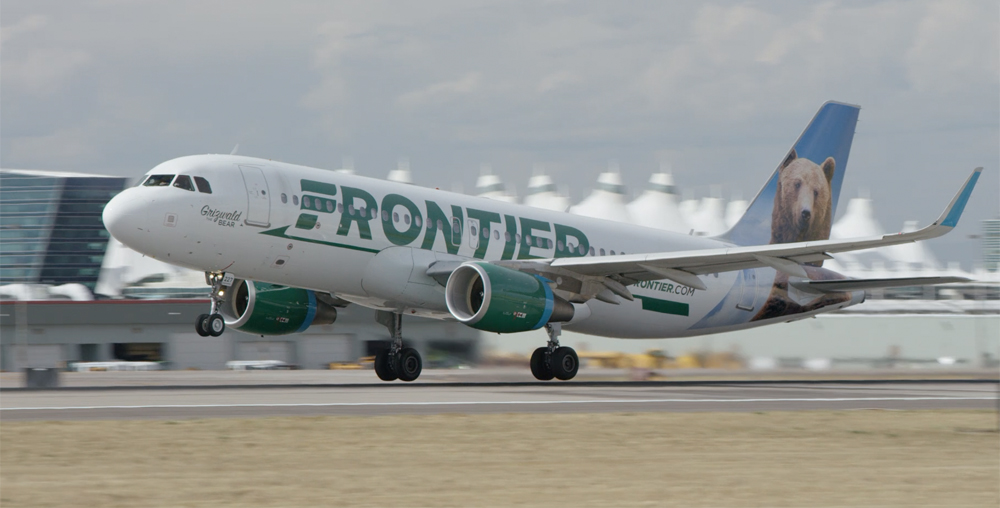 Frontier Airlines plans to bring several new nonstop flights to the Charleston airport next year, connecting the Lowcountry to Chicago, Philadelphia and Denver. (Photo/Provided)