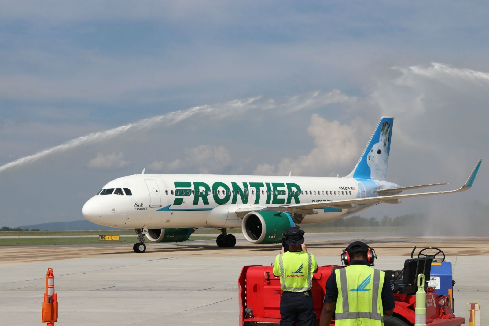 Denver-based Frontier Airlines and Allegiant Air are adding seasonal flights to Charleston International Airport. (Photo/Provided)