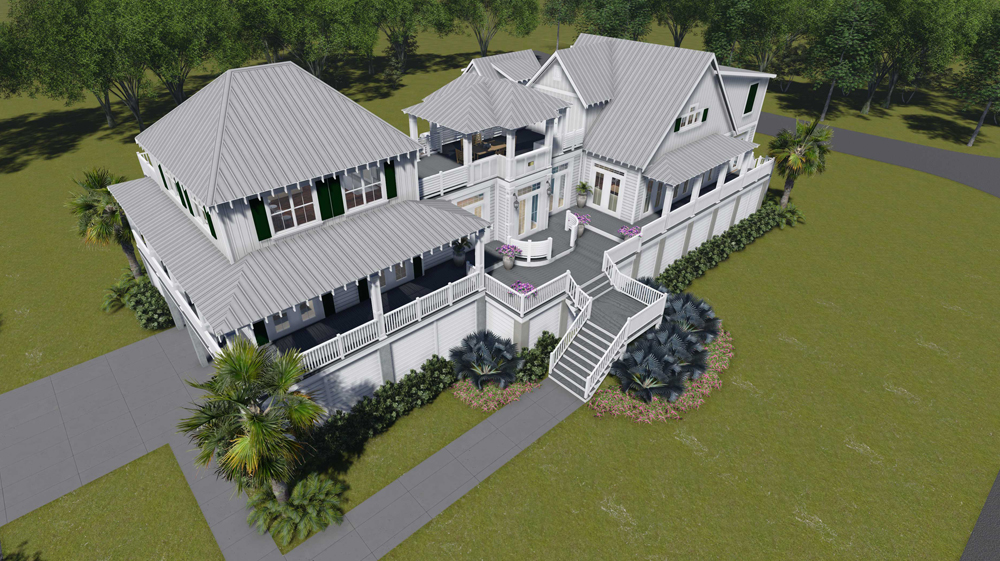 Charleston company launches house in a box concept for Concept homes llc