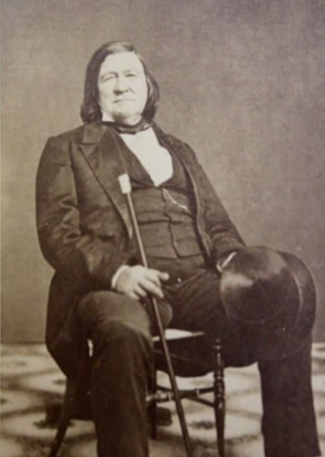 James L. Petigru was a Charleston lawyer and anti-secessionist who served as S.C. attorney general in the 1800s. (Photo/SCETV, U.S. National Archives, South Caroliniana Library)