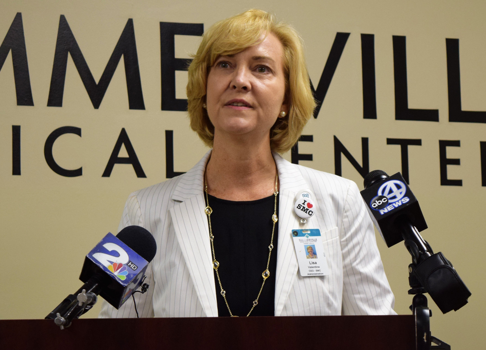 Summerville Medical Center CEO Lisa Valentine Talks About The Hospitalu0027s  $53 Million Renovation And Expansion Project