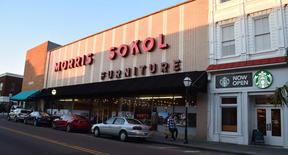 Owner Joe Sokol Closed The 94 Year Old Morris Furniture At