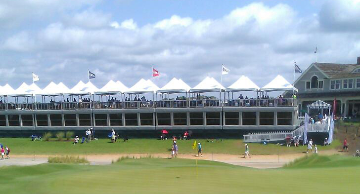 The 2012 PGA Championship, held at the Ocean Course at Kiawah Island Golf Resort, was in August. PGA of America and the PGA Tour are moving the tournament to May as of 2019, which will affect the 2021 tournament, also to be held at Kiawah. (Photo/Beverly Barfield)