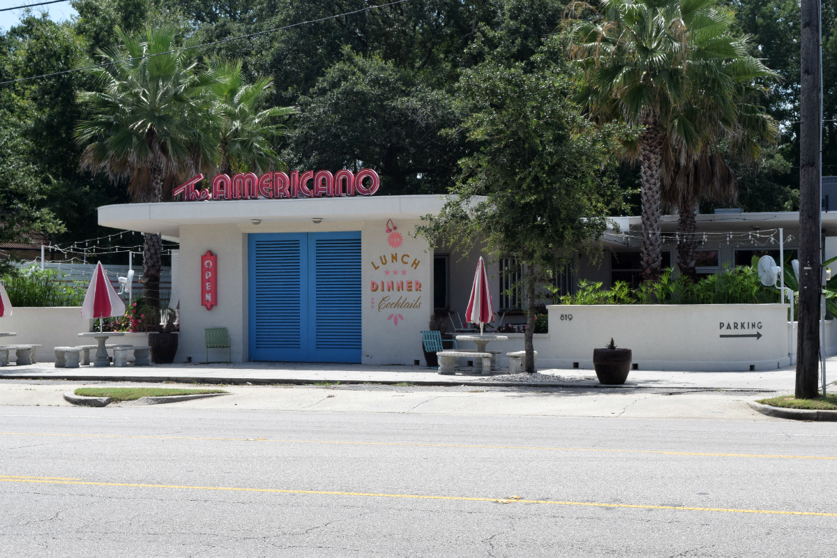 Cantina 76 is planning to open a Mount Pleasant location later this spring in place of The Americano, which had been for sale since The Americano closed in July. (Photo/Patrick Hoff)