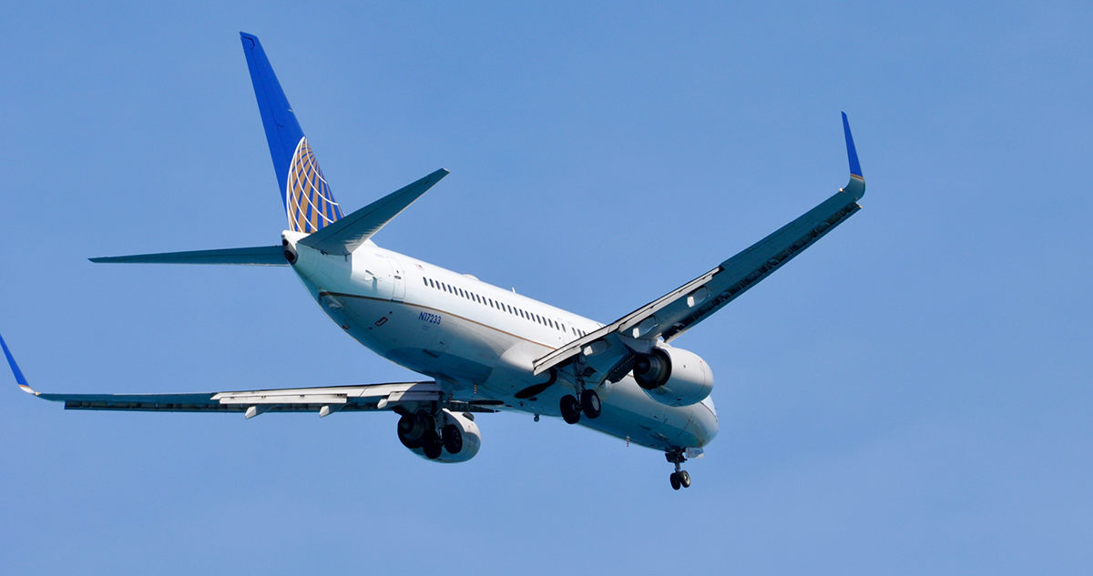 United Airlines will begin nonstop service between Charleston International Airport and several Midwestern cities, including Cleveland and Cincinnati on May 27. (Photo/File)