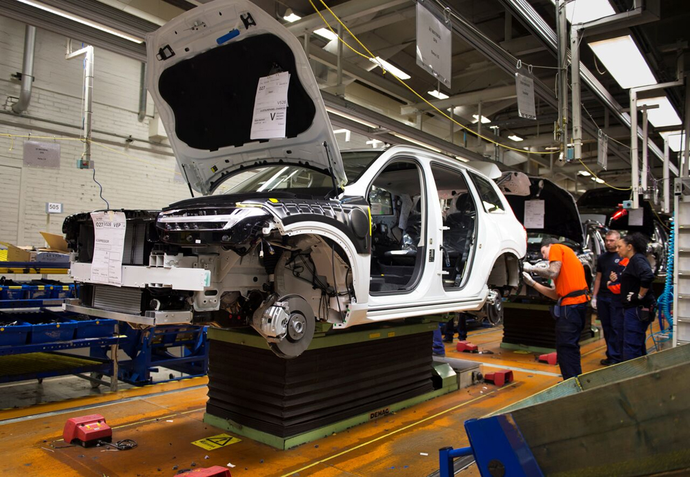 Volvo Selects South Carolina For Plant Charleston Business Journal