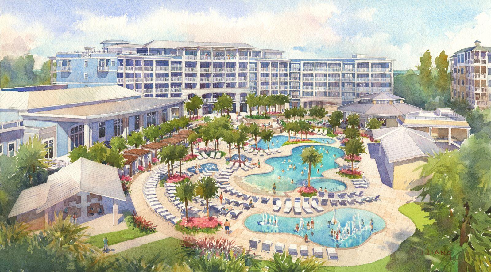 Wild Dunes Resort Plans Expansion