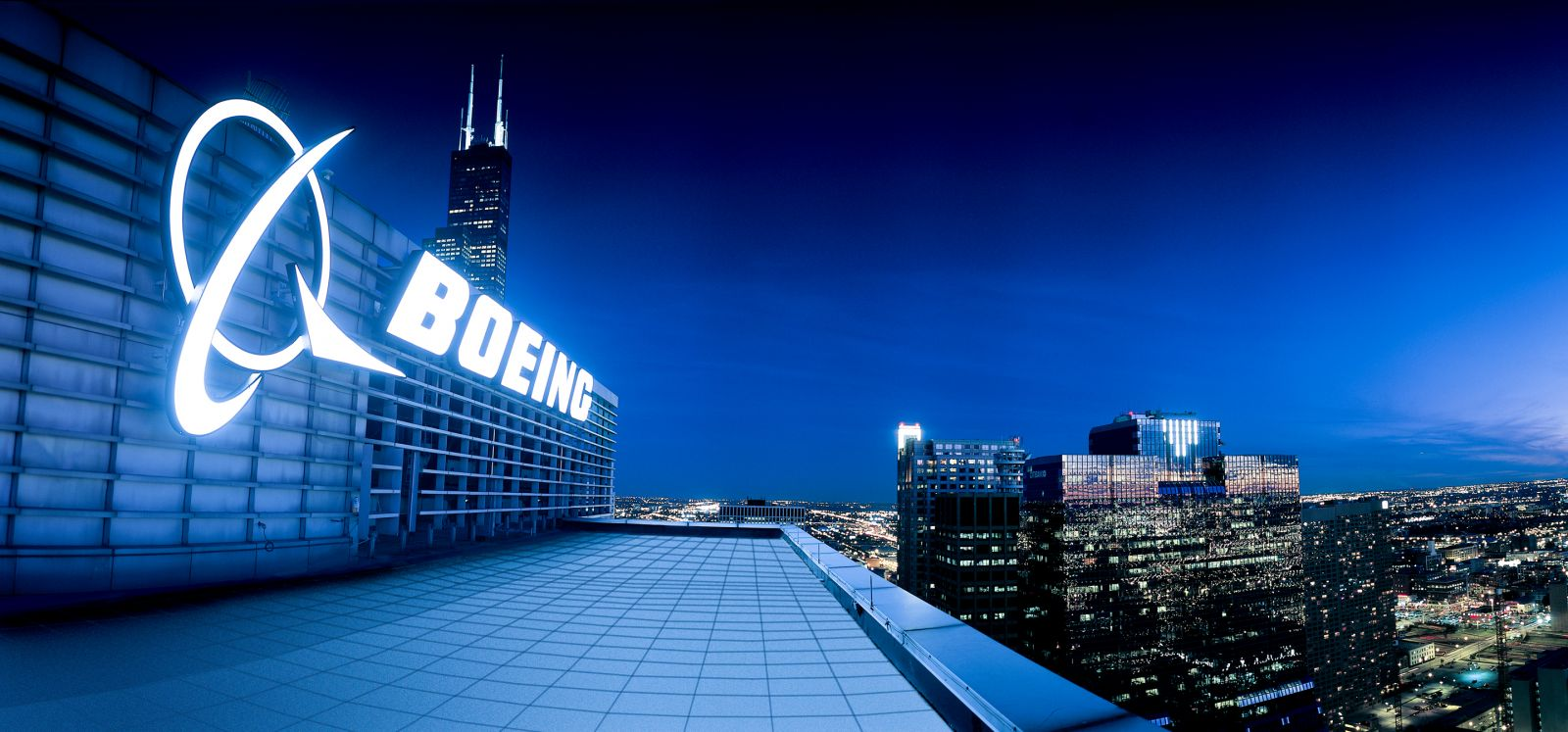 Boeing Co's headquarters is located in Chicago. (Photo/provided)
