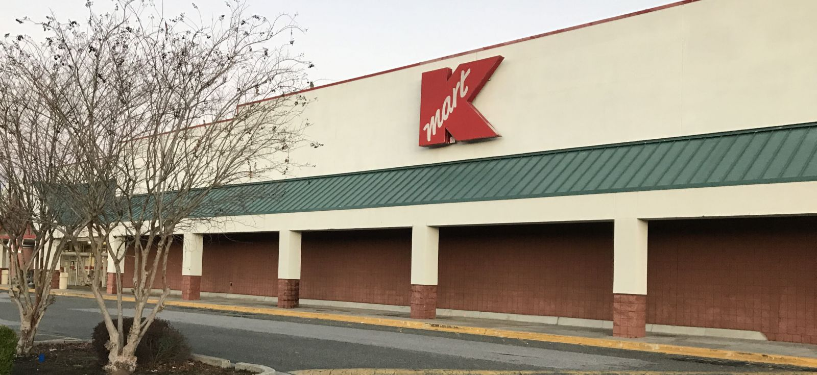 The Kmart store at 8571 Rivers Ave. in North Charleston will close at the end of March. (Photo/Ashley Heffernan)